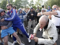 Футбольное нашествие