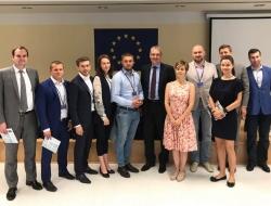 Глава ОСБ встретился с главой представительства Европейского Союза в России